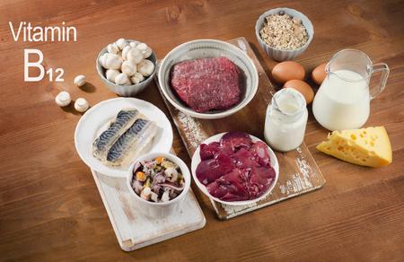 Foods Highest in Vitamin B12