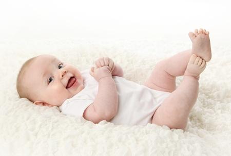 Baby 4 Months Old Development