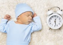 Baby Sleep Time Routine