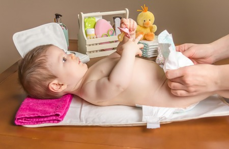 Baby Diaper Rash Causes