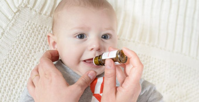 Baby Vitamin and Nutrition Supplements