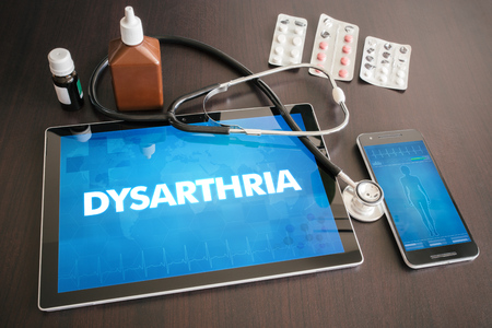 Dysarthria Causes