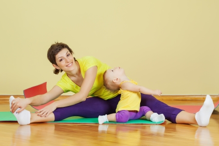 Advantages of Postpartum Exercising