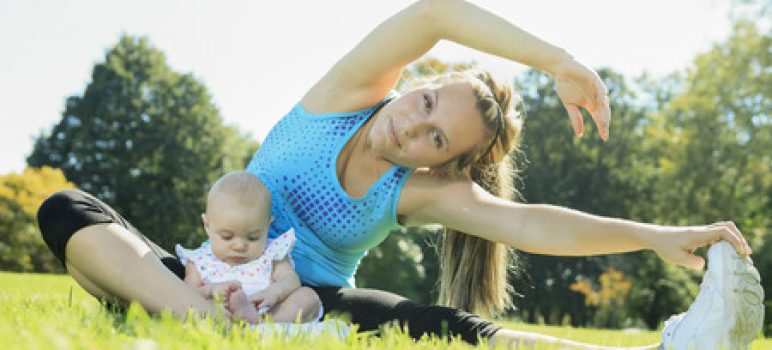 Postpartum Exercising