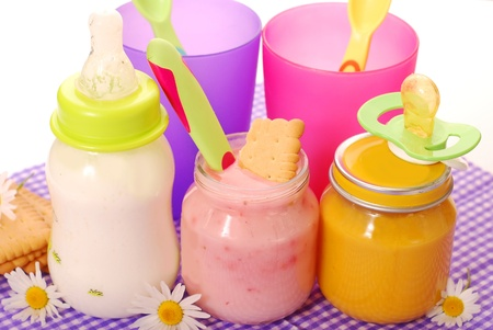 Baby Food Myths - Solids